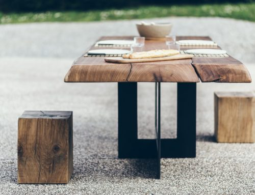 CENITZ WOOD TABLE
