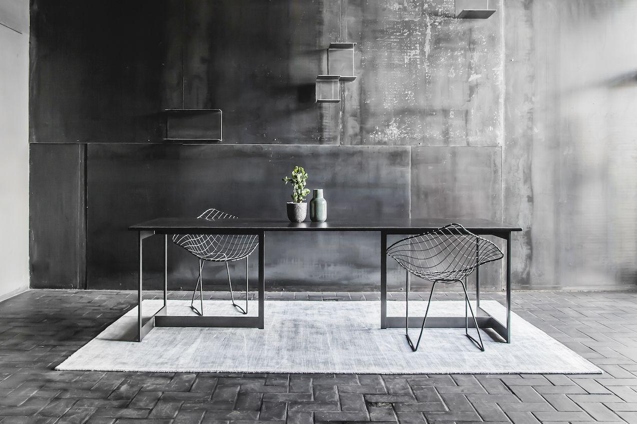 table acier BLUNTMANUFACTURE